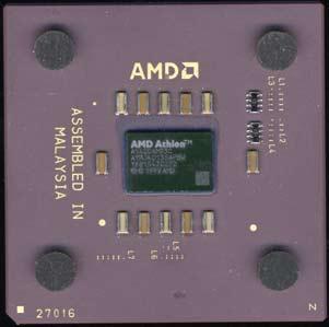 AMD Athlon Thunderbird (K7)