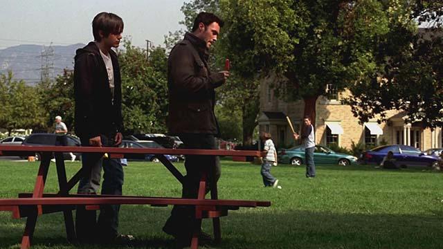 사라코너 연대기 1기 9화(S01E09) - 데렉 리스들과 존 코너들