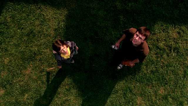 사라코너 연대기 1기 9화(S01E09) - 하늘을 보는 리스 형제
