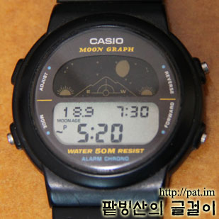 CASIO GMW-15